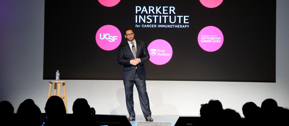 Parker Sean Institute Announce