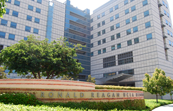 UCLA Jonsson Comprehensive Cancer Center : Receiving