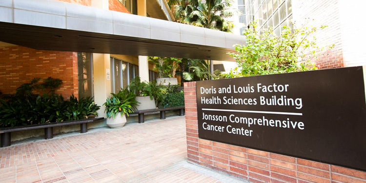 UCLA Jonsson Comprehensive Cancer Center : A Comprehensive