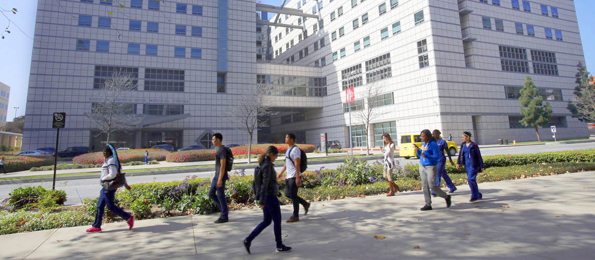 Ronald Reagan Medical Center at UCLA