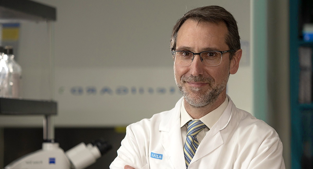 UCLA Jonsson Comprehensive Cancer Center researcher Dr. Antoni Ribas