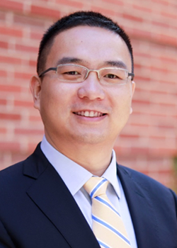 UCLA cancer researcher Zhen Gu