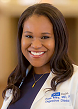 Physician-scientist selected by gastroenterological association to promote diversity