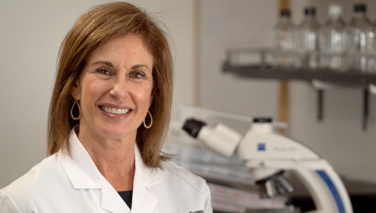 UCLA Jonsson Comprehensive Cancer Center researcher Dr. Beth Karlan